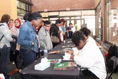 The Mahone Fund | PowerUp: College  Resource Fair